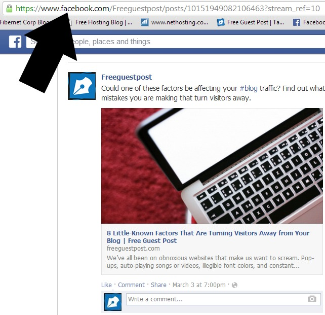 How to embed a Facebook post into your blog